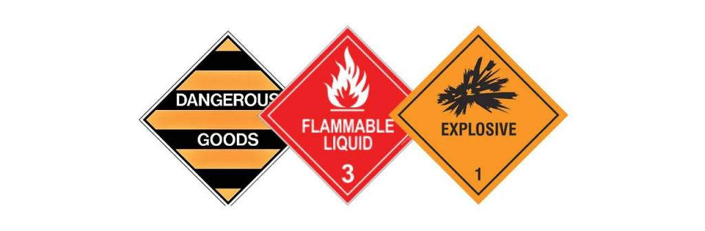 Choosing the right warehouse means protecting susceptible freight light flammable or explosive goods